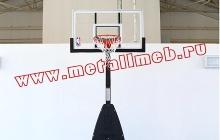 Оборудование мебелью армейского спортзала