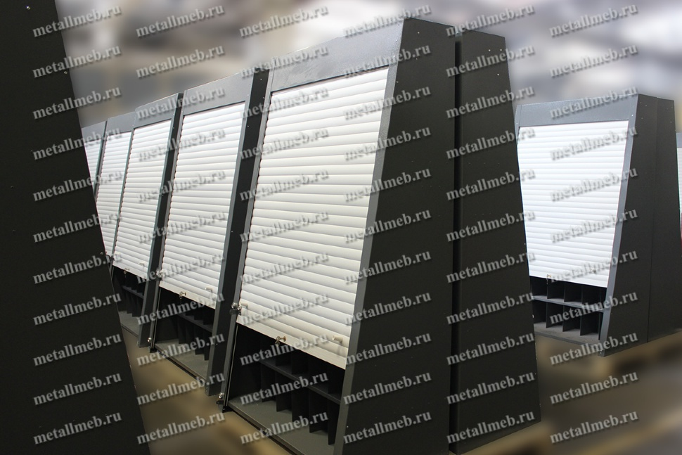 Поставка крупной партии оружейных пирамид на Кадамовский полигон