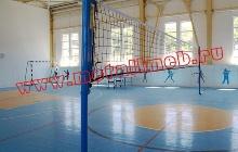 Волейбольная сетка для армейского спортзала