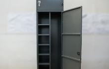 Полки для хранения одежды в шкафу тип А-Ф