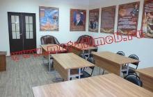 мебель в совещательной комнате