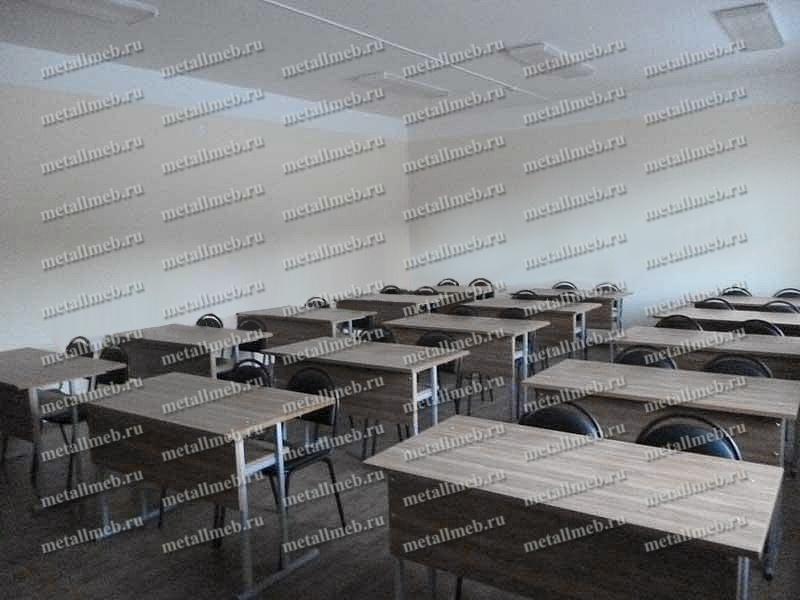 Оснащение мебелью учебного класса