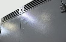 Фото вентиляционных отверствий шкафа  ШСО-22М