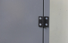 Фото петель шкафа для сушки одежды ШСО-22М