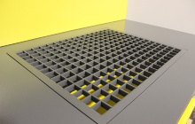 Фото решетки стола сварщика ССН-01