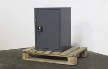 Вид сбоку малого шкафа ШММ-115
