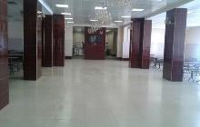 Зал солдатской столовой