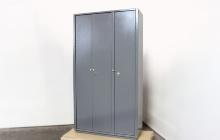 Шкаф оружейный ШОК-3 вид сбоку