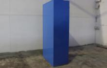 Инструментальный шкаф вид сзади
