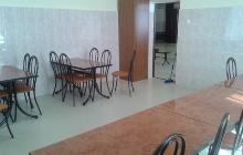 Внешний вид солдатского кафе