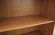 Фото верхней полки шкафа РМЗ-ШМ-08