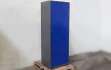 Фото шкафа для инструмента ШИМ-02-02 Вид №1