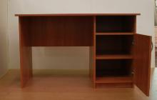 Фото офисного стола РМЗ-С-08 вид №2