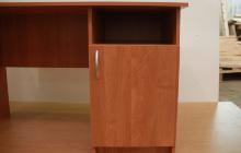 Фото офисного стола КРОН-С-08 вид №3