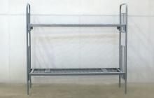 Сборно-разборная армейская кровать тип В