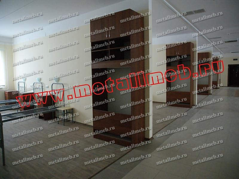 Поставка армейской мебели в воиснкую часть Омской области