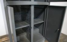 Сушильная секция шкафа ШСО-2000-4