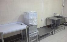 Оснащение металлической мебелью столовой