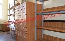 Книжные стеллажи для армейской библиотеки