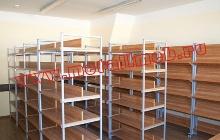 Мебель для библиотеки под ключ
