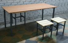 Фото обеденного стола типа Ф