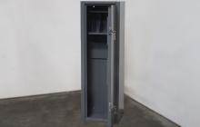 Вид сбоку металлического шкафа ОШ-5АКМ