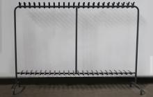 Фото вешалки на 32 крючка вид 2