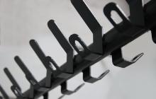Фото крючков вешалки на 32 крючка вид 1