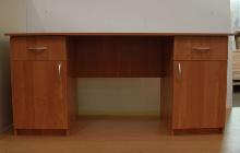 Фото офисного стола РМЗ-СД-14 вид №3