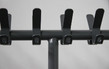 Фото крючков вешалки на 32 крючка вид 2