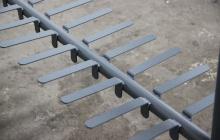 Фото крючков вешалки на 32 крючка вид 3