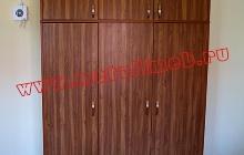 Шкаф платяной трехстворчатый