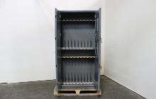Фото шкафа оружейного выполненный компанией УК КРОН