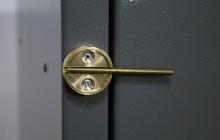 Опечатывающее устройство малого шкафа