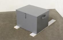 Металлическая шкатулка для документов