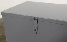 Фото системы запирания ящика