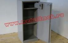 Сейф металлический (в закрытом виде)