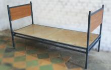 Кровать армейская  типа Ф вид 3