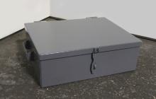 Фотографии металлического ящика ЯМ-302015