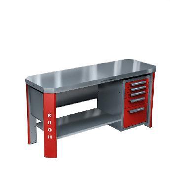 Слесарный стол для гаража ГЕФЕСТ-ВС-005
