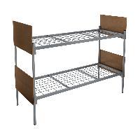 Кровать двухъярусная на М/К РМЗ-К-О2
