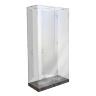 Шкаф стеклянный для хранения Боевого знамени тип Б