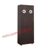Шкаф для одежды РМЗ-ШБ-09 с индивидуальным логотипом