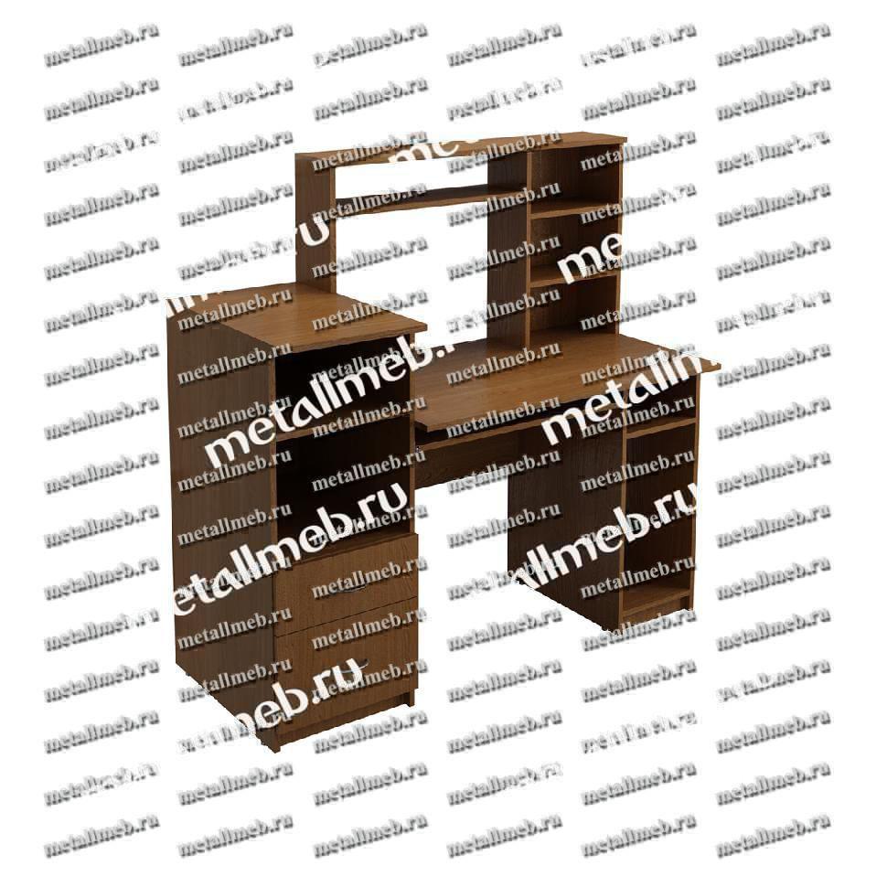 Компьютерный стол с полками и ящиками фото  нижний новгород