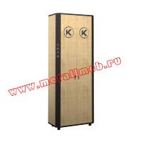 Шкаф для одежды РМЗ-ШБ-10 с надписью и логотипом