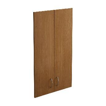 Дверцы верхние для офисного шкафа КРОН-ДвШ.15