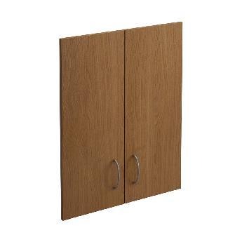 Дверцы верхние малые для офисного шкафа РМЗ-ДвШ.16