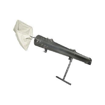 Устройство для улавливания пуль «ТУПИК-2» с газодинамическим компенсатором  и съемным цилиндрическим фильтром