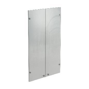 Дверцы стеклянные верхние для офисного шкафа РМЗ-СтШ.5