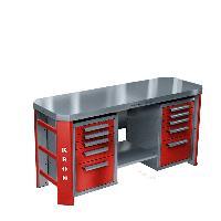 Стол слесарный металлический ГЕФЕСТ-ВС-505
